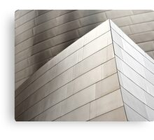 Disney Concert Hall Architecture I Canvas Print