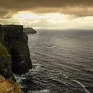 Cliffs of Moher by bposs98
