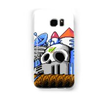 Dr Wily's Castle Samsung Galaxy Case/Skin