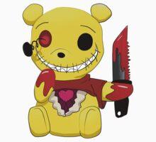 Chibi Winnie the Killer by kieyRevange