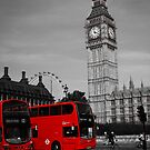London in a picture by bposs98
