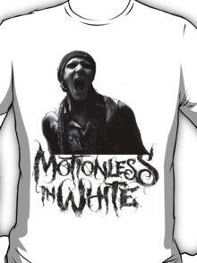 Chris Motionless Motionless In White T-Shirt