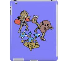 Hitmonchan, Hitmonlee and Hitmontop iPad Case/Skin