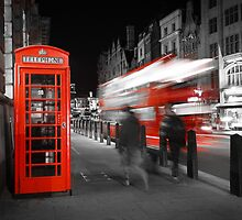Red London by bposs98