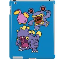 Whismur, Loudred and Exploud iPad Case/Skin