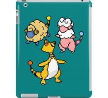 Mareep, Flaaffy and Ampharos iPad Case/Skin