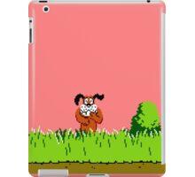 Duck Hunt Dog laughing iPad Case/Skin