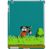 Duck Hunt Dog with Duck iPad Case/Skin