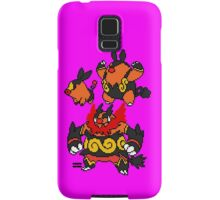 Tepig, Pignite and Emboar Samsung Galaxy Case/Skin