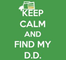 Find My D.D. by MattAbernathy