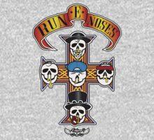 Run E Noses One Piece - Long Sleeve