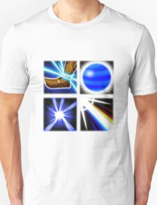 Lux Ability Icons T-Shirt