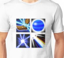 Lux Ability Icons Unisex T-Shirt