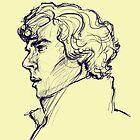 Sherlock Holmes #2 by otterymary