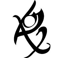 Mortal Instruments - Fearless Rune Photographic Print