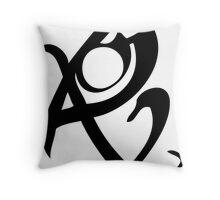 Mortal Instruments - Fearless Rune Throw Pillow