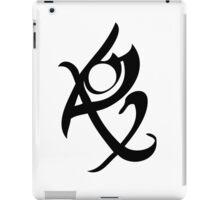 Mortal Instruments - Fearless Rune iPad Case/Skin