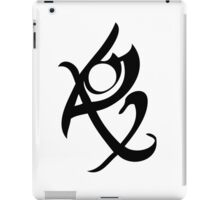 Mortal Instruments - Fearless Rune iPad Case/Skin