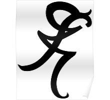 Mortal Instruments - Iratze - Healing Rune Poster
