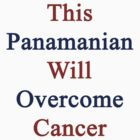 This Panamanian Will Overcome Cancer  by supernova23