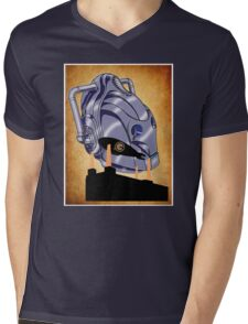 RISE OF THE CYBERMEN  Mens V-Neck T-Shirt