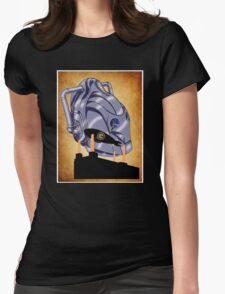 RISE OF THE CYBERMEN  Womens Fitted T-Shirt