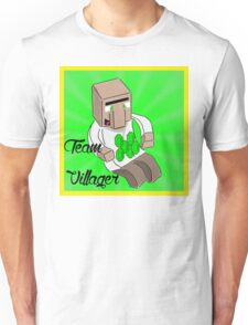 Team villager Unisex T-Shirt