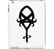 Mortal Instruments - Clairvoyant Sight Rune iPad Case/Skin