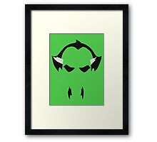 Ra's Al Ghul Framed Print