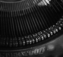 Typewriter 2 by sallyjames