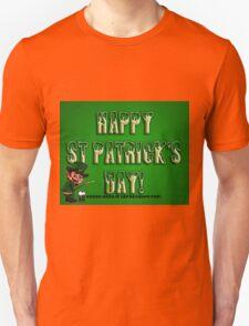 st patricks day tee T-Shirt