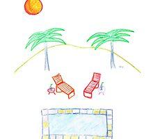 Take me to paradise by Sally Kate Yeoman