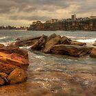 Freshwater Sunrise by Lorraine Creagh