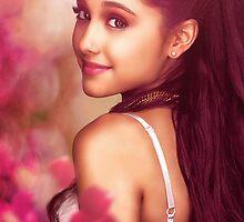 Ariana Grande Phone Design by Benikari47