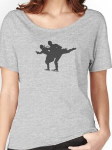 Pairs Skating Women's Relaxed Fit T-Shirt