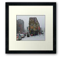 the annex 2 Framed Print