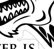 Game of Thrones - Unique House Stark Sticker