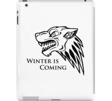 Game of Thrones - Unique House Stark iPad Case/Skin