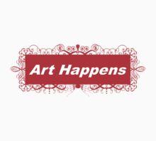 Art Happens by uniquesparrow