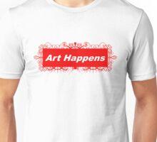 Art Happens Unisex T-Shirt