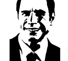 Nicolas Cage - Face/Off by wallyhawk