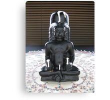 Shiva Yoga Kundalini Immortal Enlightenment Canvas Print