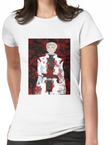 Knives Womens Fitted T-Shirt