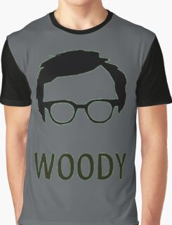 Woody Minimal  Graphic T-Shirt