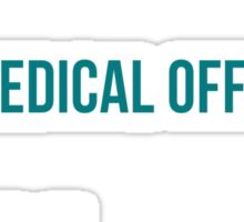Some Starfleet Captains Marry Chief Medical Officers Sticker