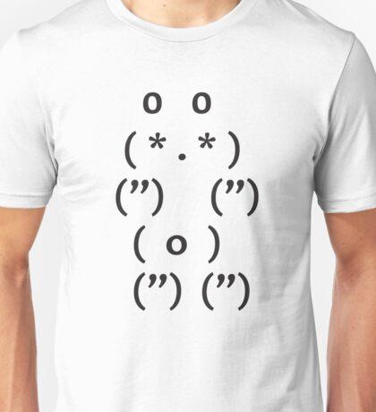 Emoticon Series: Bear Unisex T-Shirt