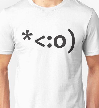Emoticon Series: Clown Unisex T-Shirt