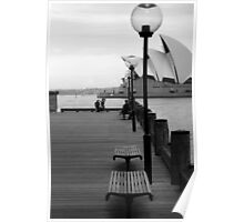 Harbour View Poster