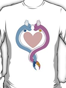 Dragonair love T-Shirt