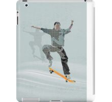 Skateboard 2 iPad Case/Skin